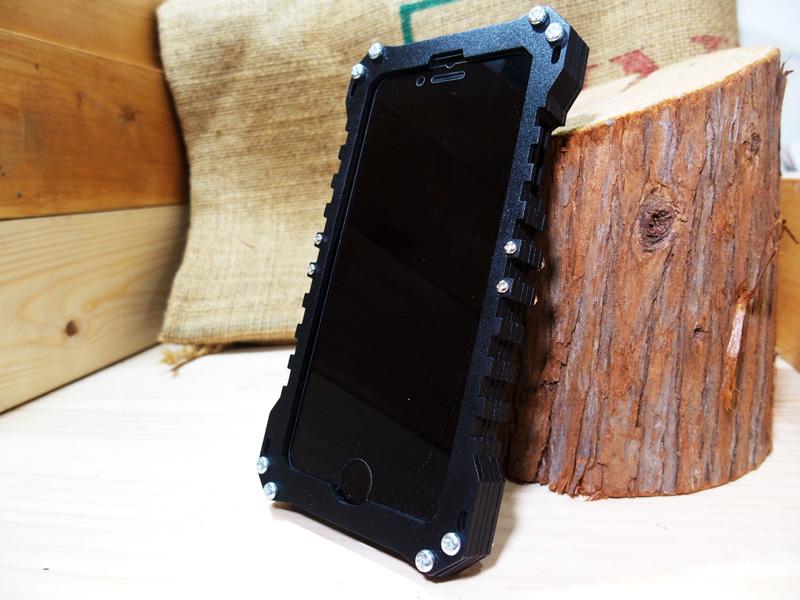 iphone8 レイルマウント