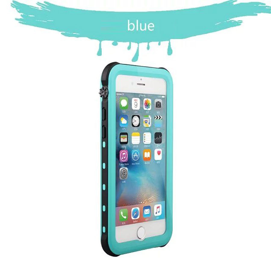 iPhone8 防水 アウトドア