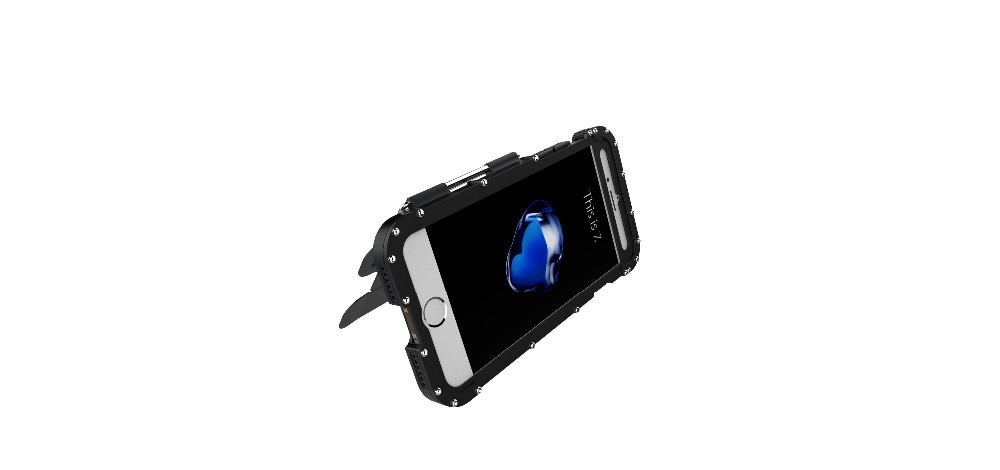 iPhone7 Plus ステンレスアーマー