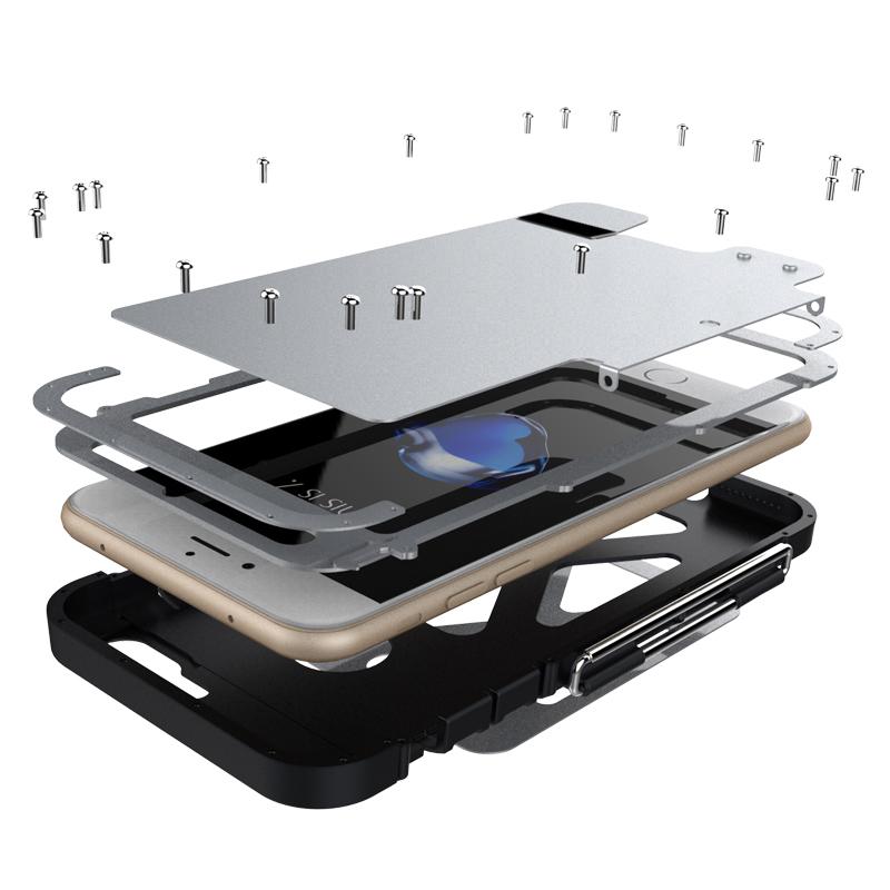 iPhone7 Plus 2重構造 頑丈