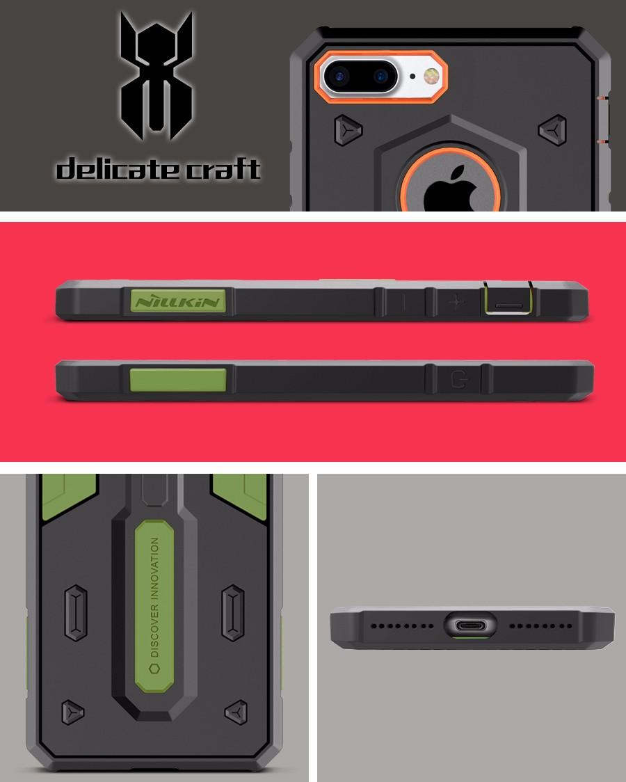 iPhone7 plus タフケース アウトドア
