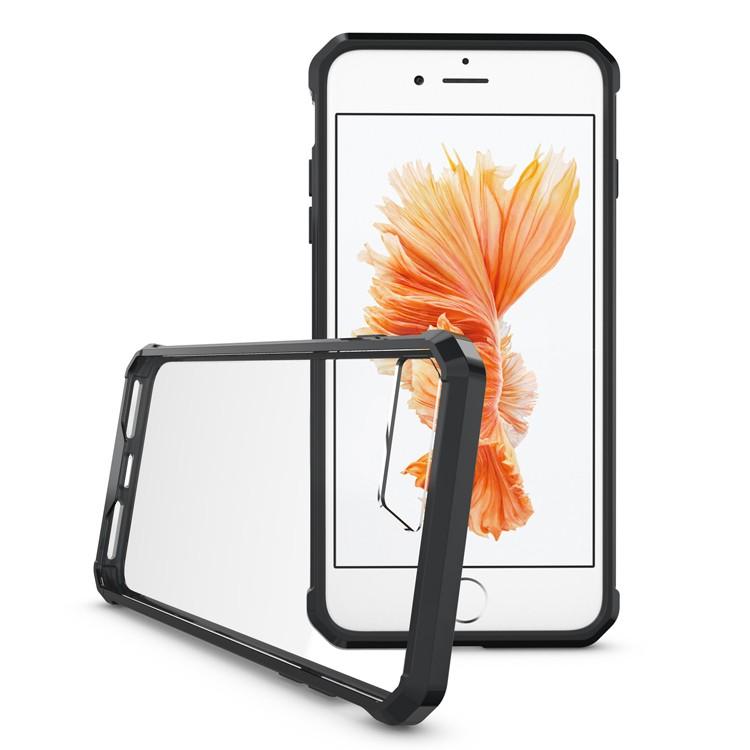 iPhone7 plus スリム 薄型 タフカバー