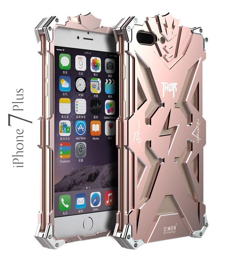 iphone7 plus アルミバンパー