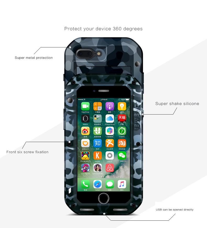 iPhone7 plus 強化ガラス フルカバー