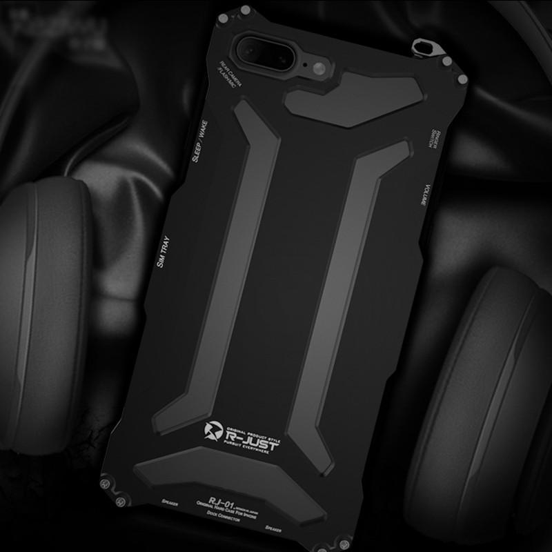 iphone7 plus メタルフルカバー