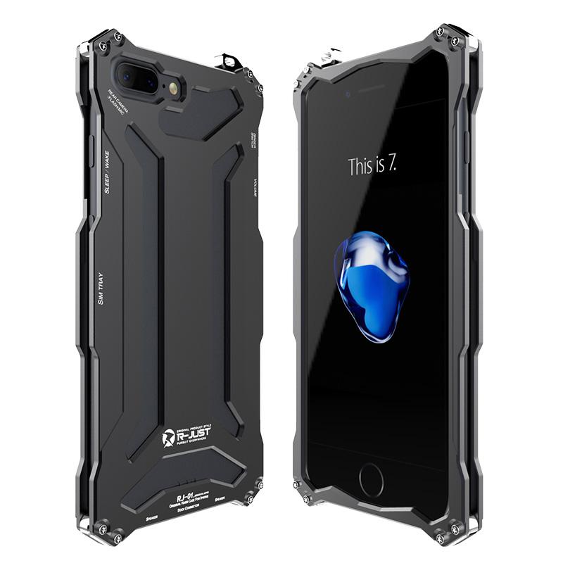 iphone7 plus アルミバンパー ゴールド