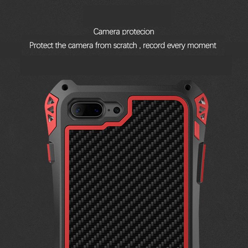 9fe6f9ef19 iphone7 plus アルミケース 強化ガラス iphone7 plus 最強ケース iphone7 プラス 耐衝撃 ミリタリー iphone7  プラス ミリタリーケース アウトドア LOVE MEI