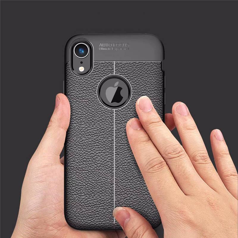 iphone XR 薄いケース