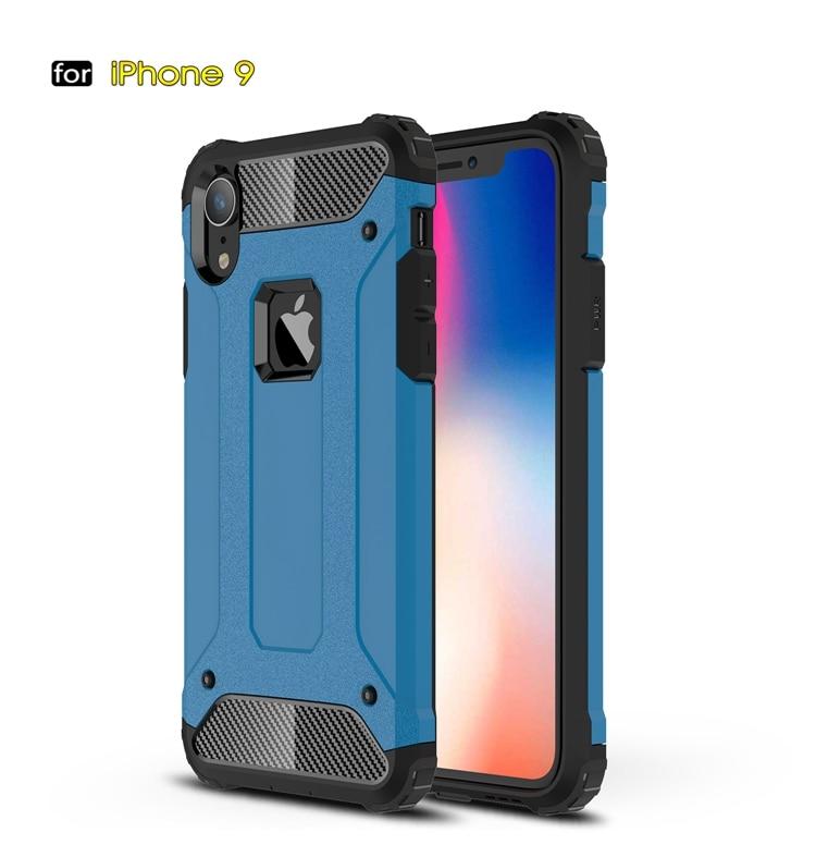 iphone XR ハイブリットケース