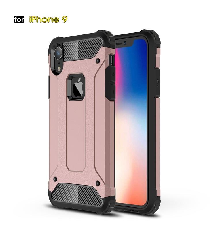 iphone XR アーマーケース