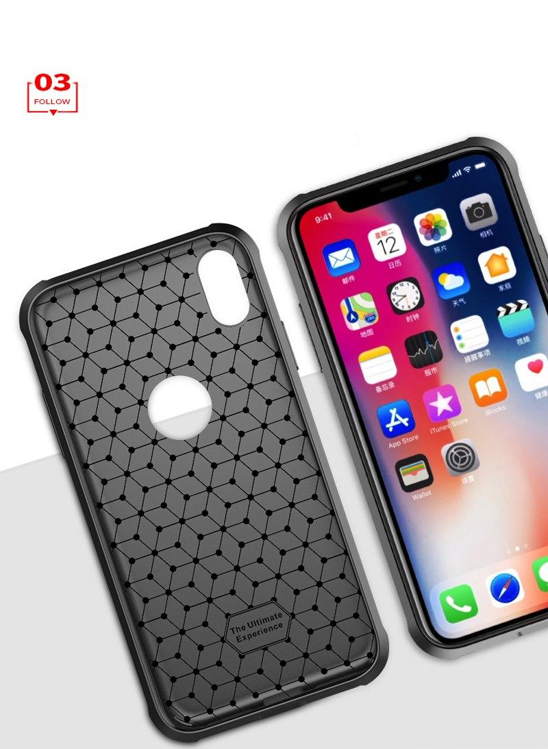 iphone XR 耐衝撃タフケース