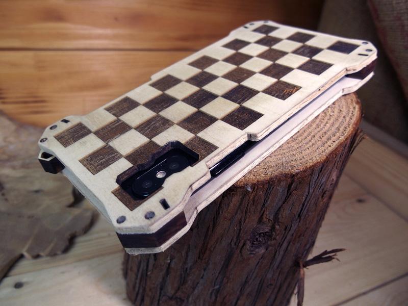 iPhone Xs ハンドメイド ケース