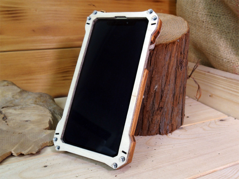 iPhone X military case