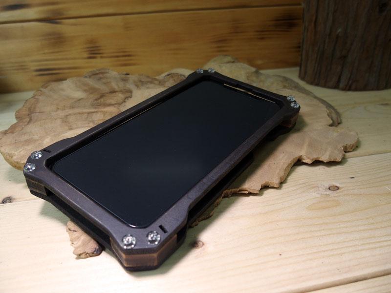 iPhone X 米陸軍