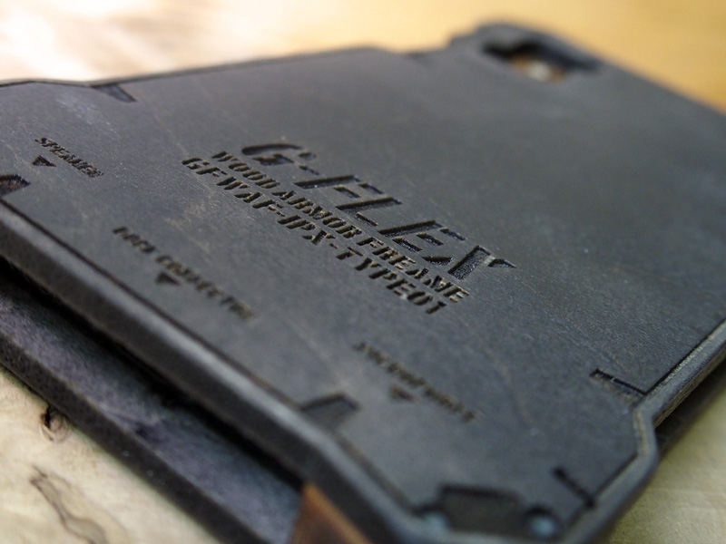iPhone Xs 珍しいケース