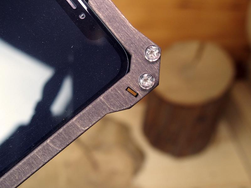 アイフォン x ウッドケース