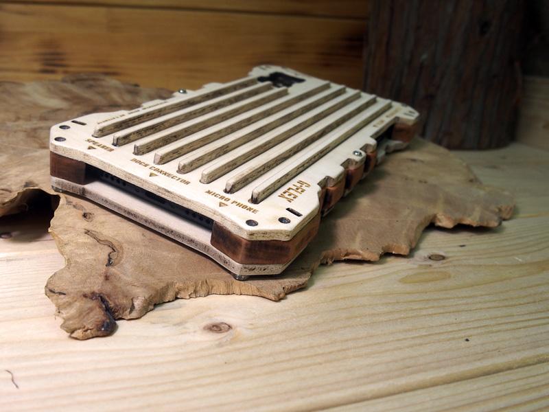 iphone x ウッドケース オリジナル