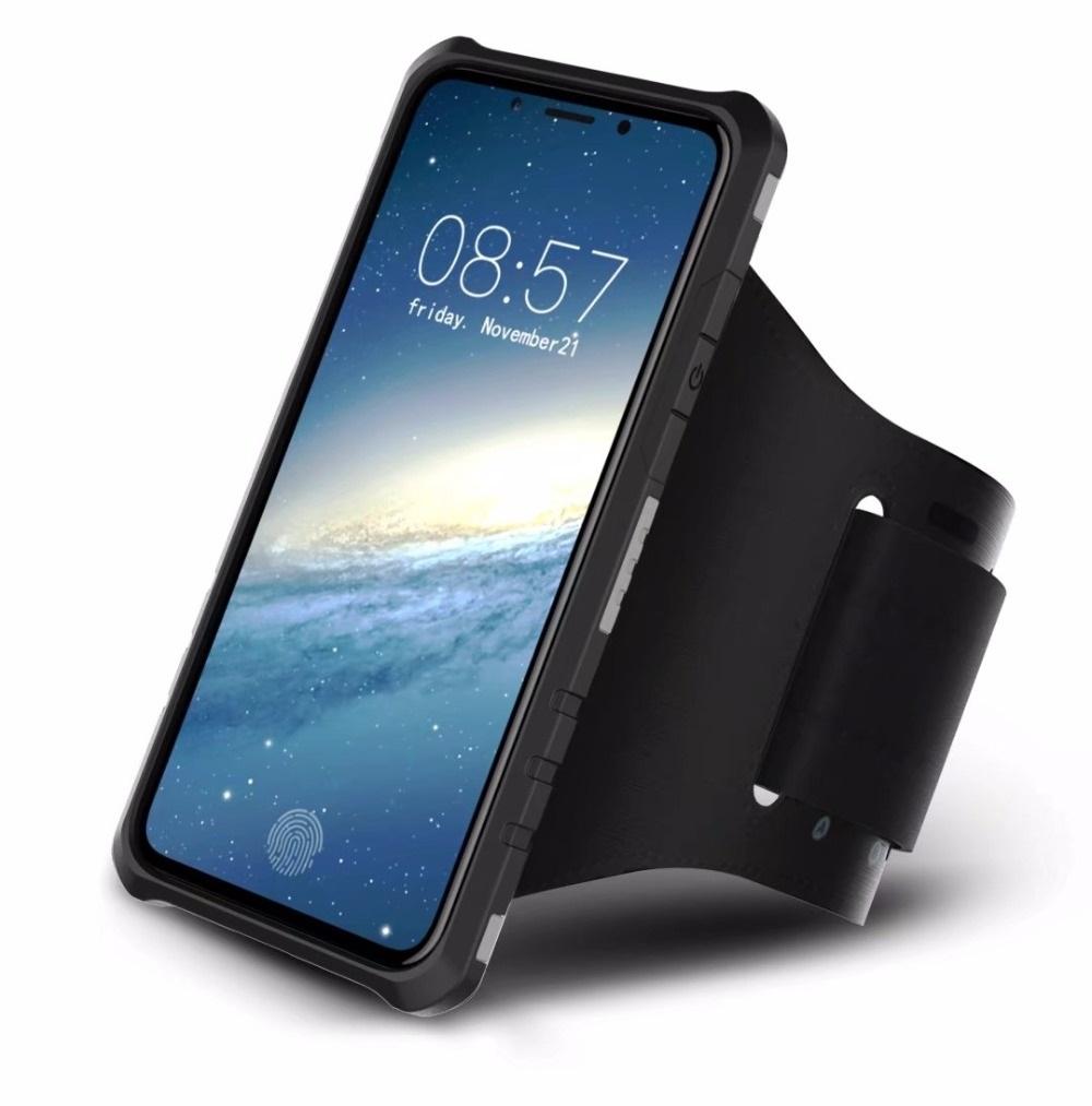 iPhone X 腕に固定 ケース