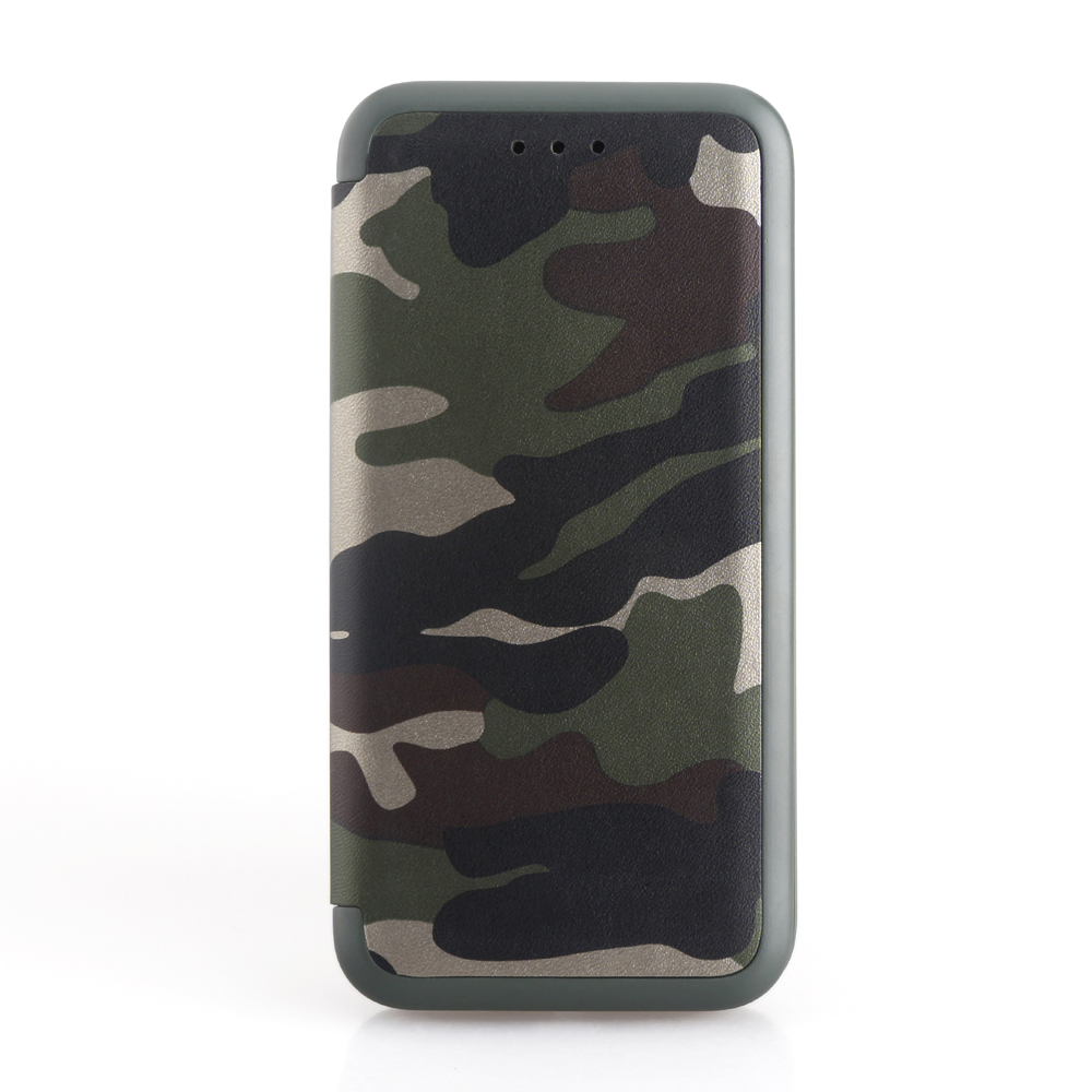 iPhone X 迷彩 ケース