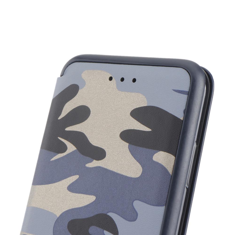 iPhone X タフケース 迷彩