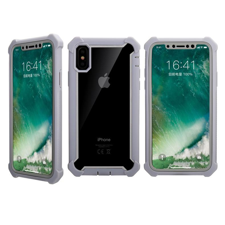 iPhoneXS カモフラージュケース