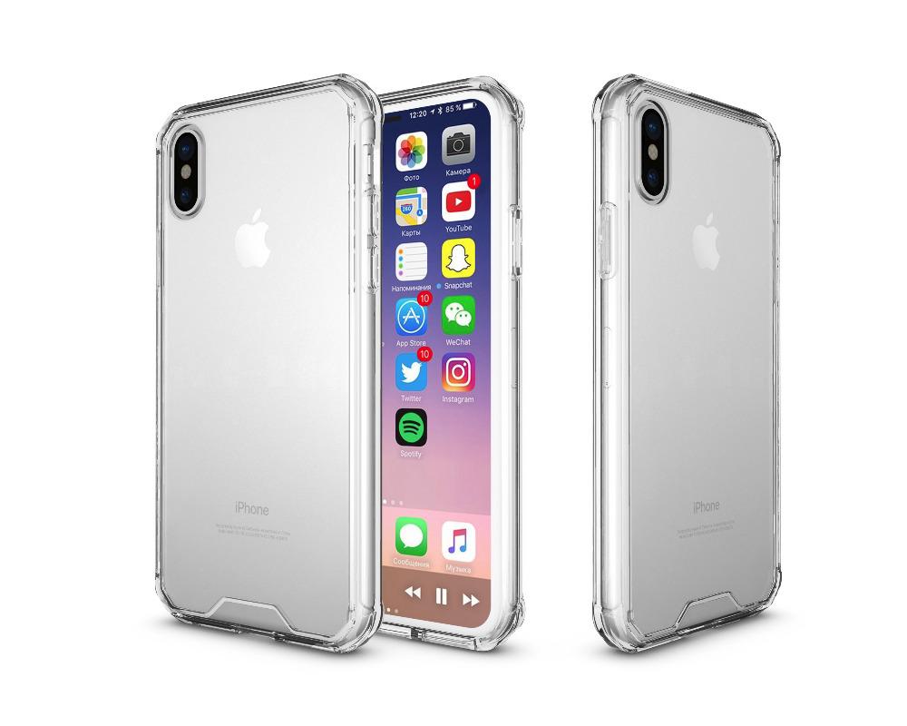 iPhone X ミリタリーケース