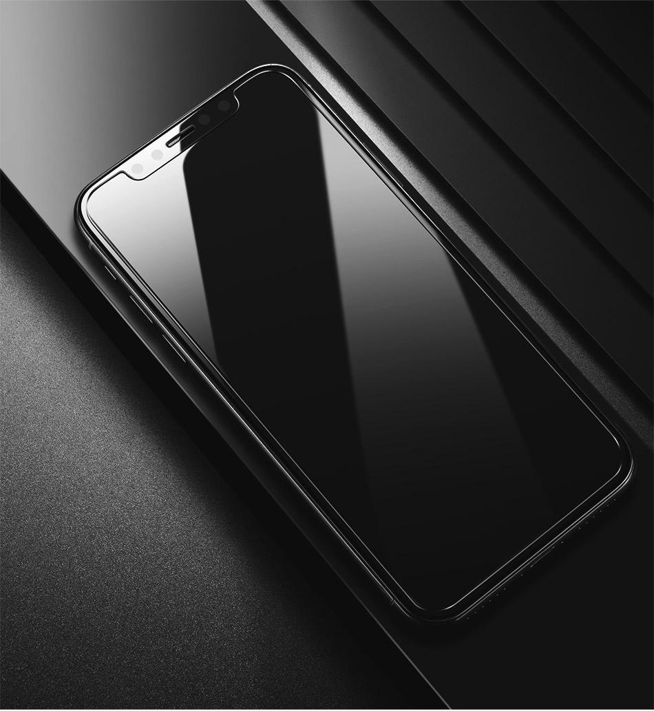 アイフォンX 強化ガラス 激安