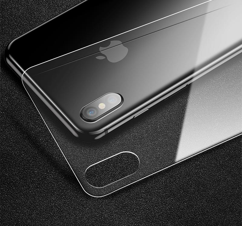 iPhone XS Max  強化ガラス
