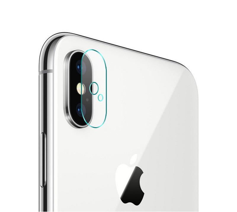 iPhone X カメラレンズプロテクター