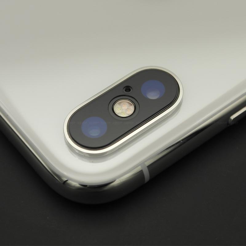iPhone Xs カメラレンズプロテクター