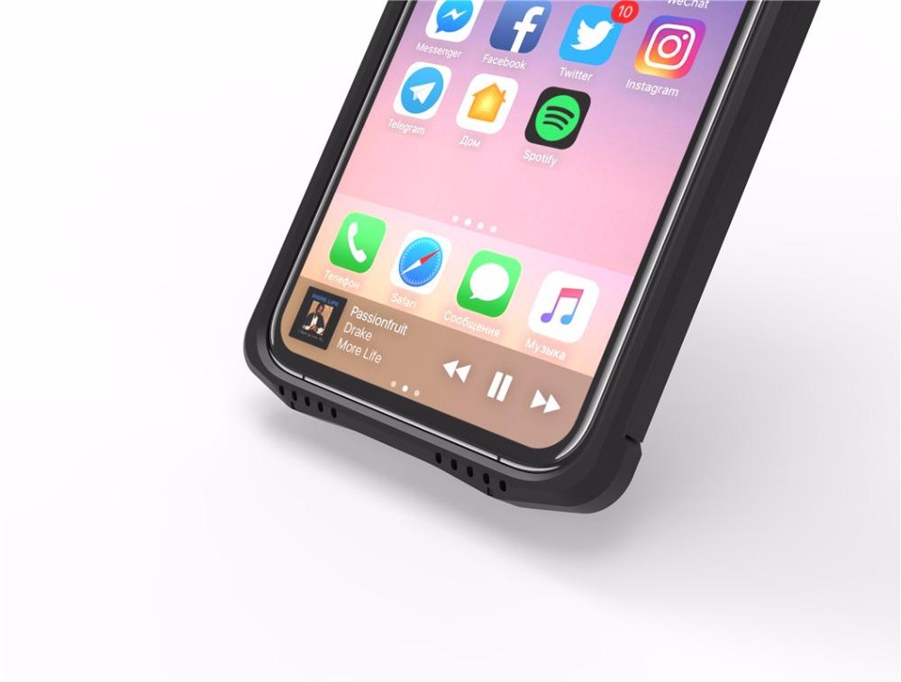 iPhone X ラギットアーマー