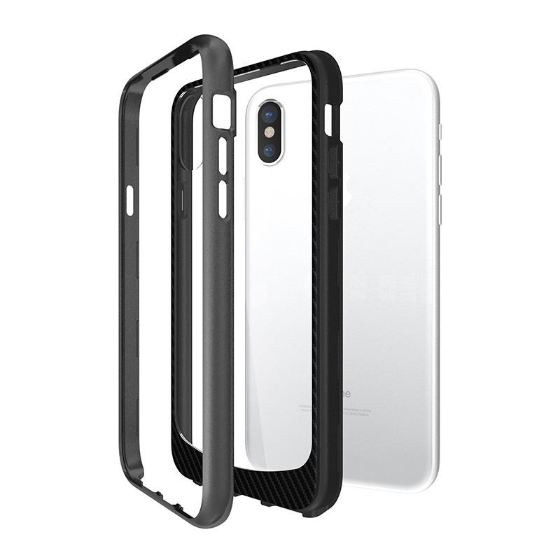 iPhone X 2重構造