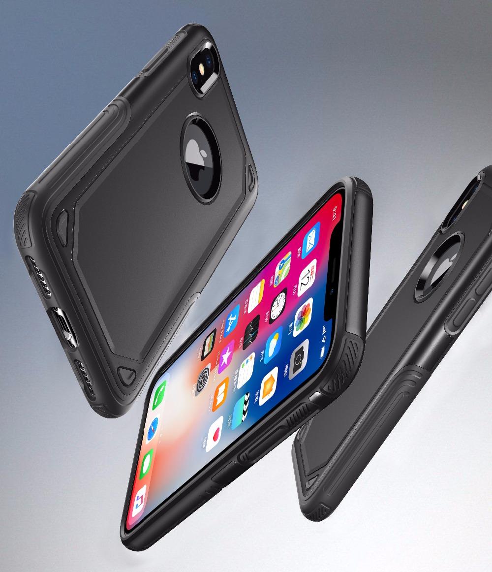 iPhone Xs タフケース