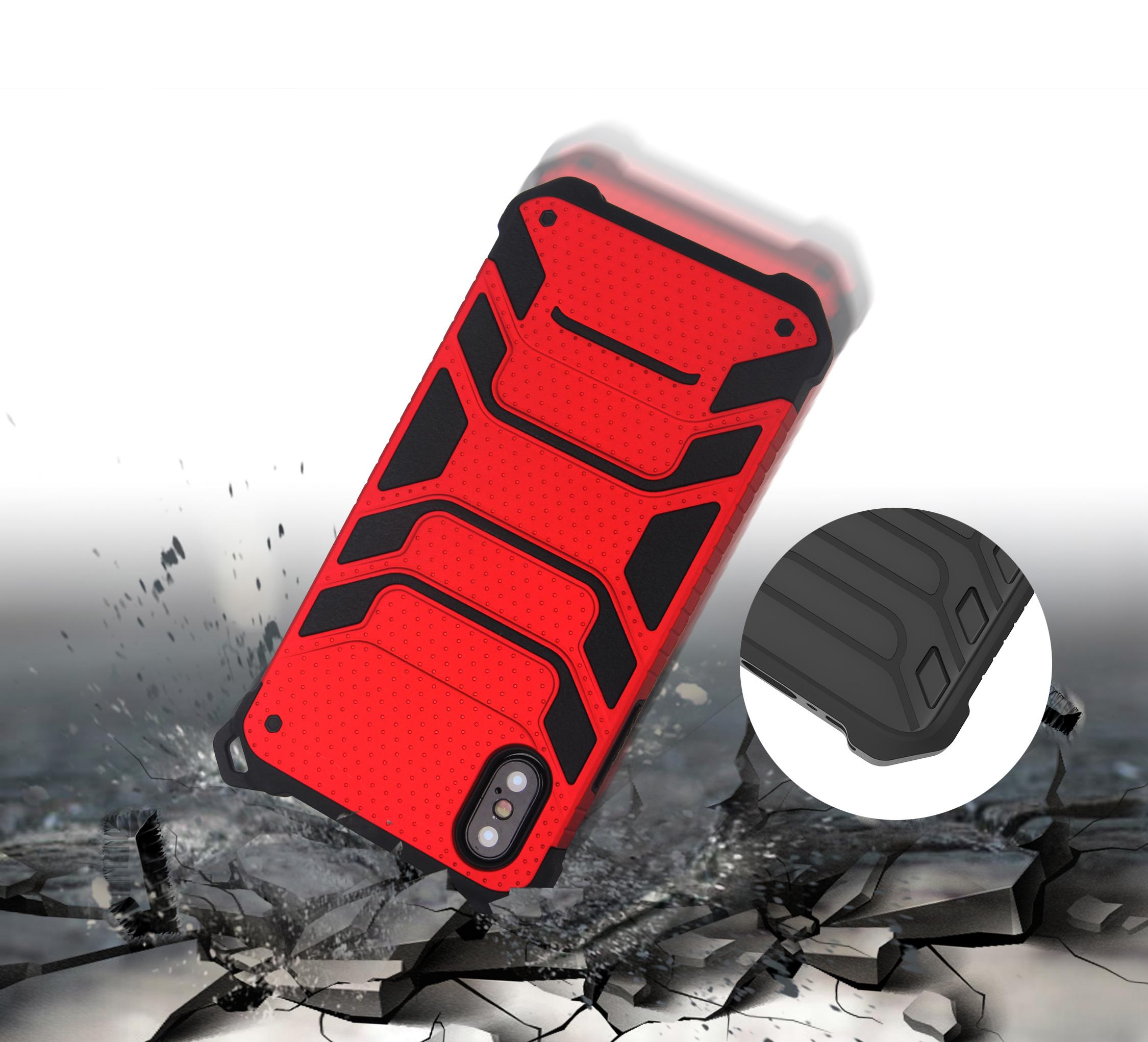 iPhone XR タフケース