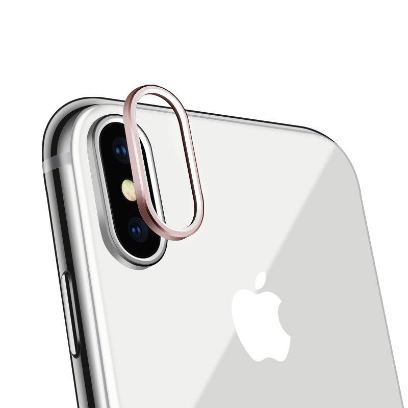 iPhone XS カメラレンズ カスタムフレーム