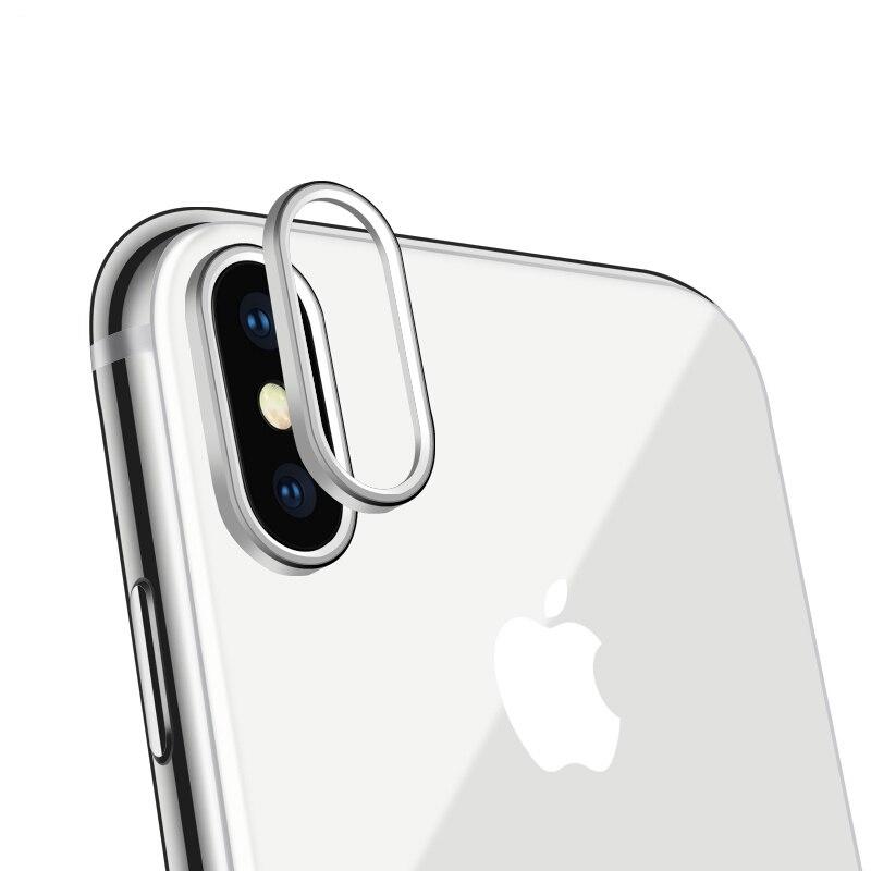iPhone XS カメラレンズ カラーフレーム