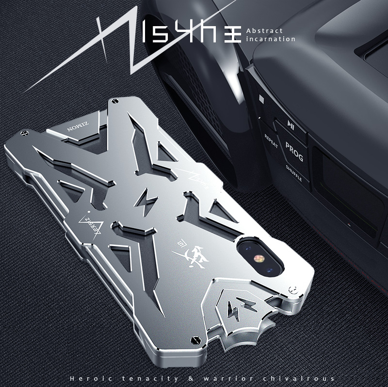 iphone X ギルドデザイン