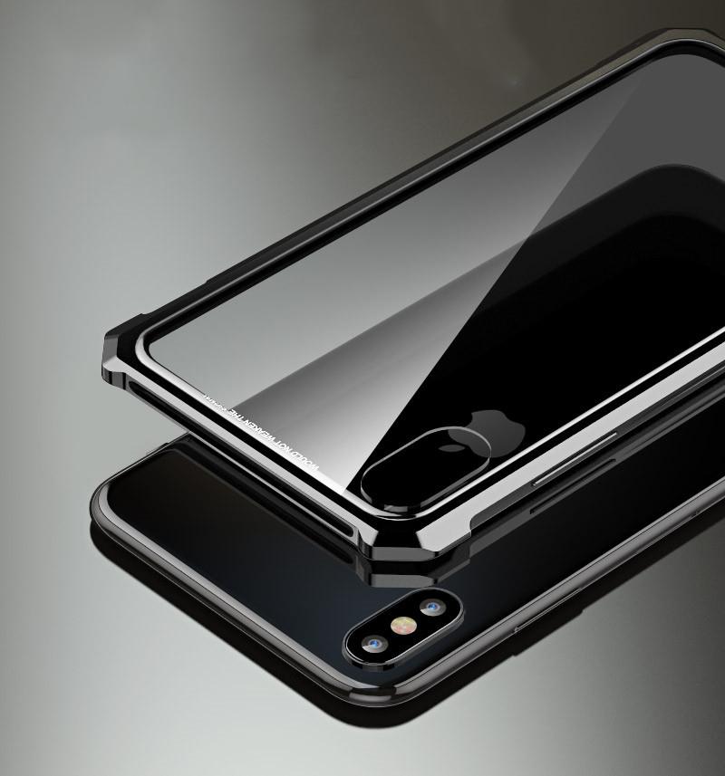 iPhone XS Max 金属ケース