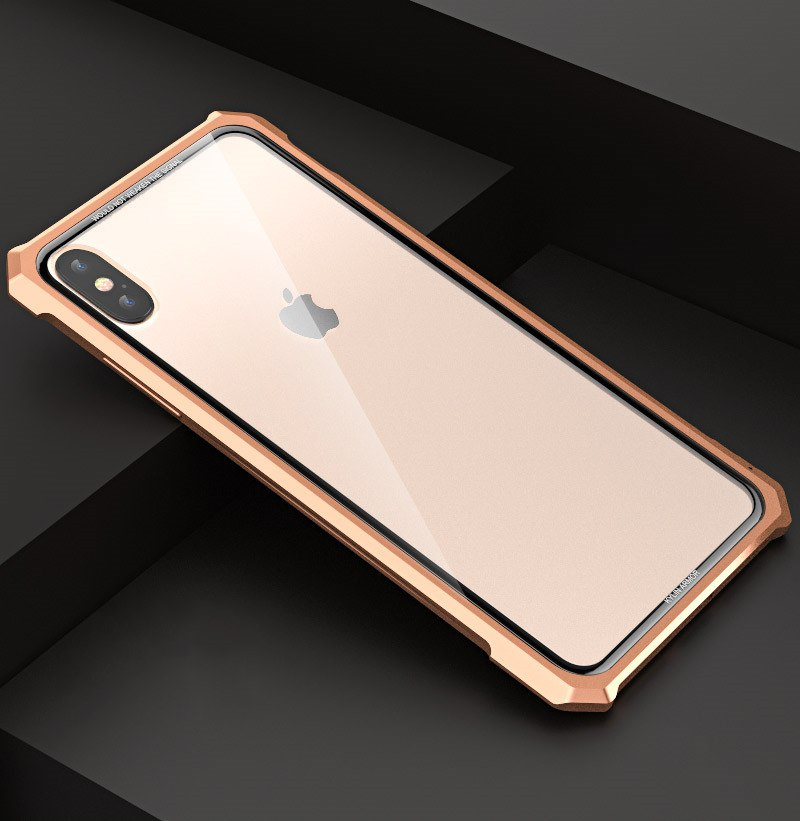 iPhone XS Max サイドバンパー