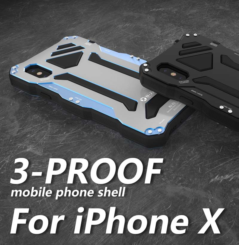 iPhone X 最強ケース