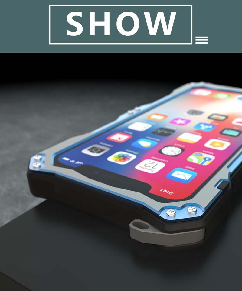 iPhone XS Max 防水ケース
