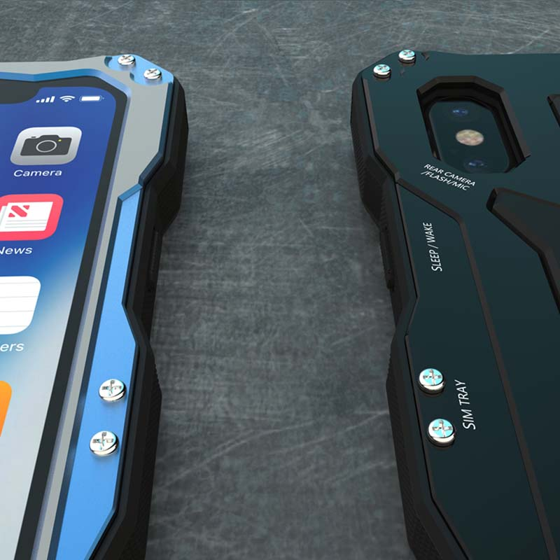 iPhoneX 防水ケース