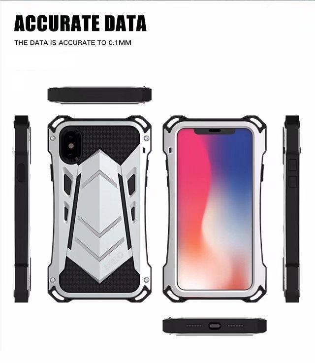 アイフォン XS マックス アルミバンパー