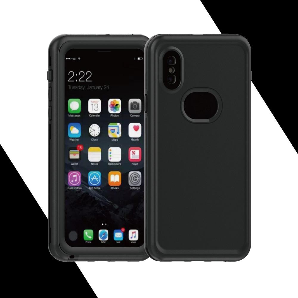 iPhone X 防水ケース