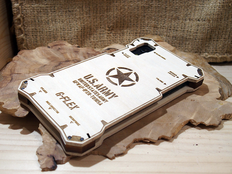 iPhone Xs 米陸軍