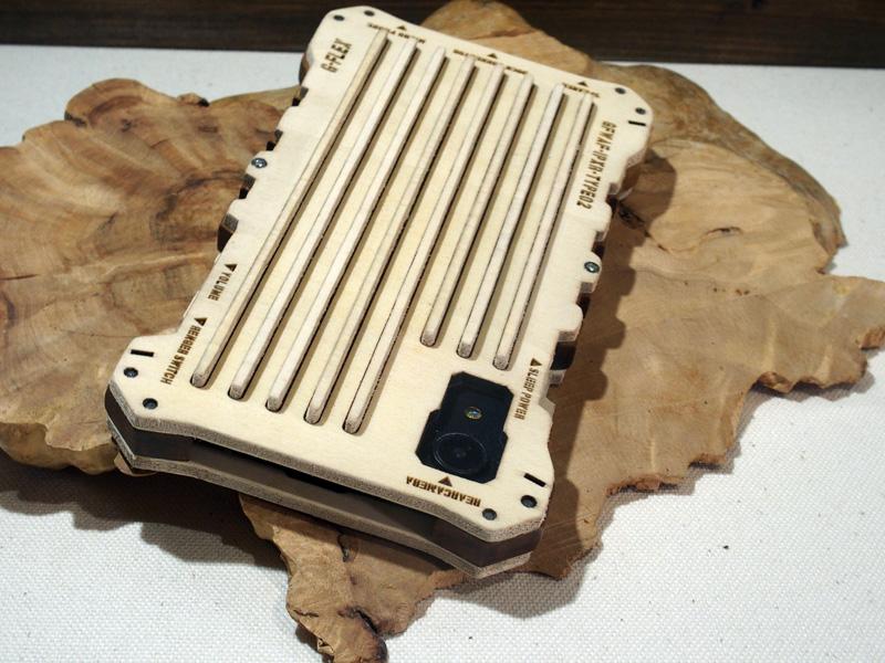 iPhone XR ウッドケース オリジナル