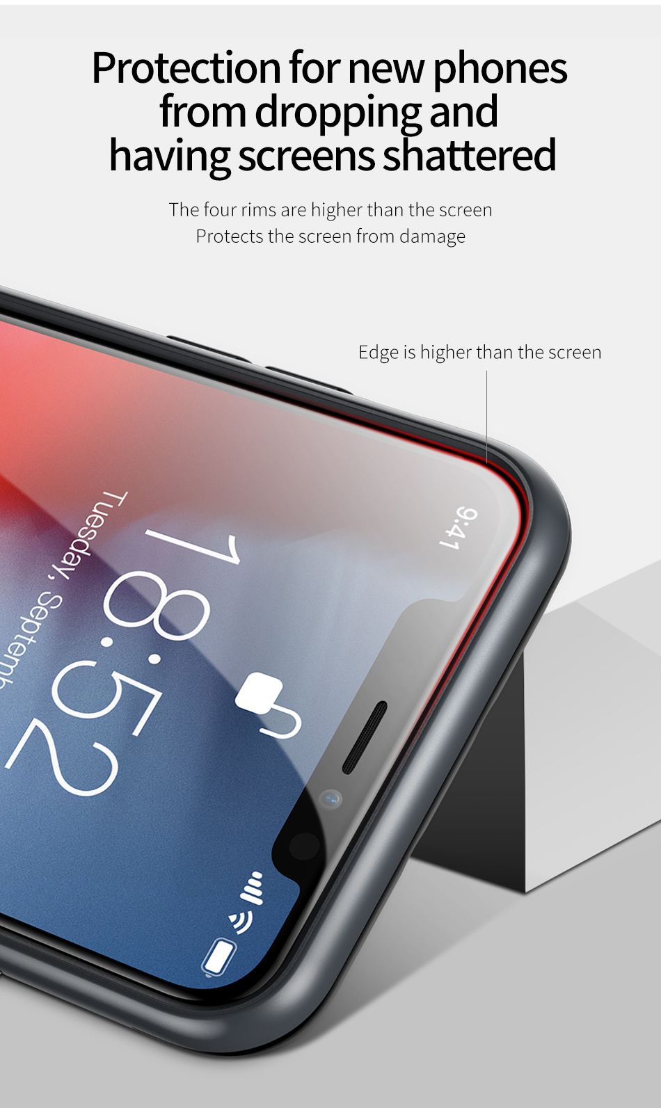 iPhone XR ミリタリー 耐衝撃