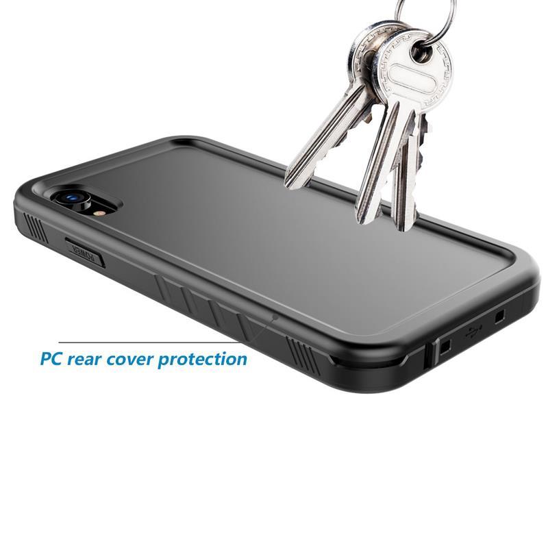 iPhone XR 耐衝撃ケース MIL-STD-810G
