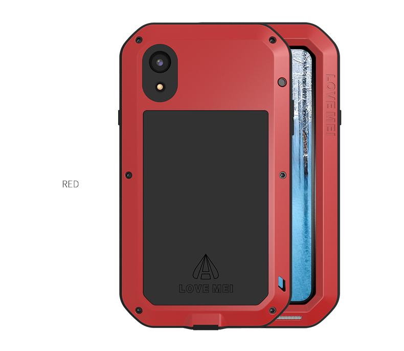 iPhone XR 防塵ケース