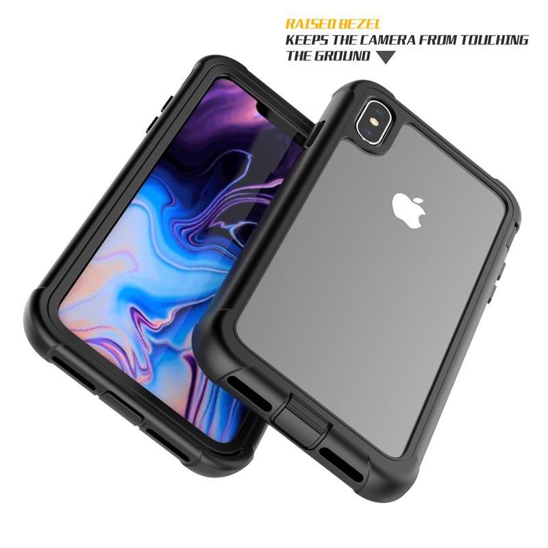 iPhone XS Max 防水 防塵 ケース